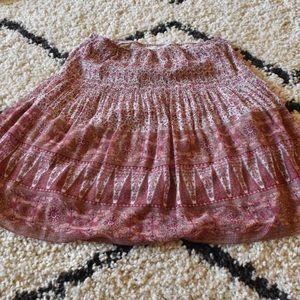 Lucky mini skirt!!